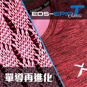 EDS Classic單導排汗衣,2分鐘快速了解它的機能。