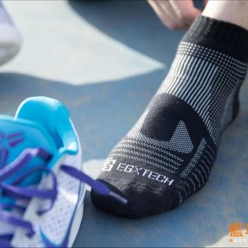 襪子與繃帶的全新結合 腳踝防護再升級