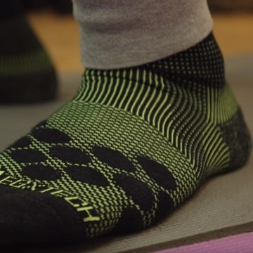 EGXtech 超機能繃帶運動襪