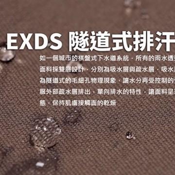 EDS 隧道式排汗衣系列