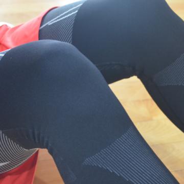 【實測】時尚與防護的化身 CTS-1分段式無縫壓力褲 by Mr. Jump