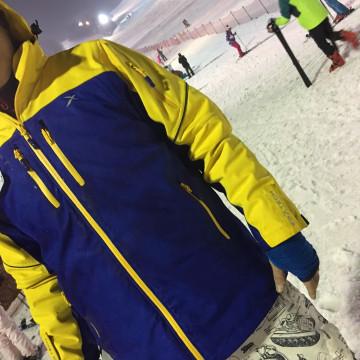攻頂變色龍 CS-2+UV-2 -9度雪地滑雪實測