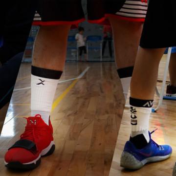 P84I長筒繃帶機能專業籃球襪 到底多好穿~來看看IMBC選手怎麼說