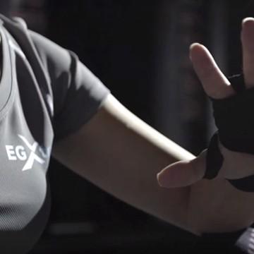 EGXTECH EDS-3 隧道式單導排汗衣-拳擊篇