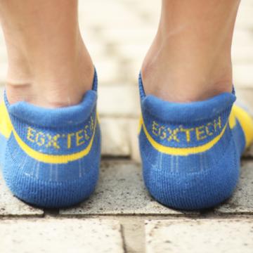 【評測】享受跑馬趣的貼身夥伴 EGXTECH 2X 穩定壓縮踝襪