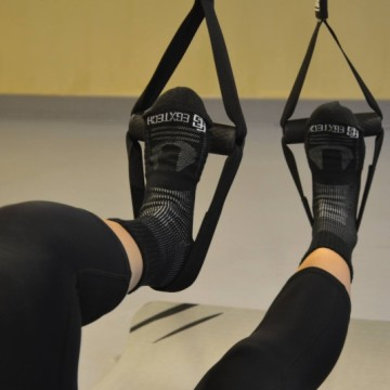 『慢跑』8字設計運動襪 達成保護雙腳的使命!