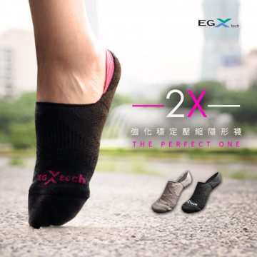 2X繃帶隱形襪 官網經銷商同步上市