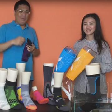 『繃帶運動襪分類解說』第三季 新襪款介紹