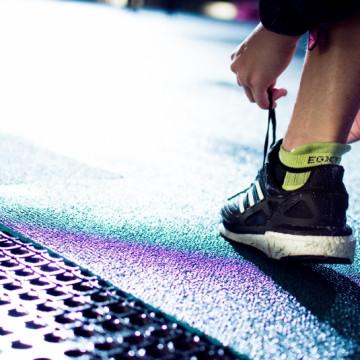 【跑襪評測】天涼好個秋,襪好就不臭 - 2X強化穩定壓縮踝襪