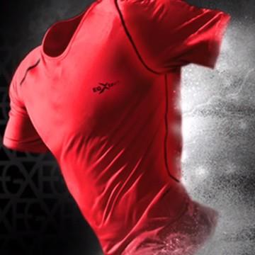 EDS-3 單導隧道式排汗運動衫(單向導濕)
