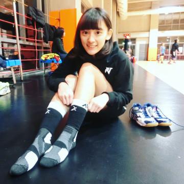 排球女孩『小夜』8字繃帶體驗分享