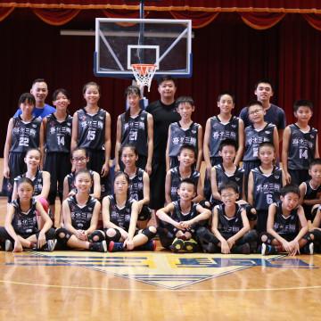 三興國小籃球隊—御用P82籃球保護繃帶襪