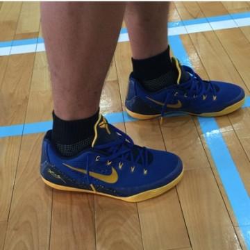 『籃球』保護腳踝用肌貼? EGXtech 8字繃帶運動襪讓你直接穿上就好