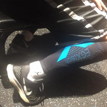 加壓神器:CCS-1 分段加壓運動小腿套體驗