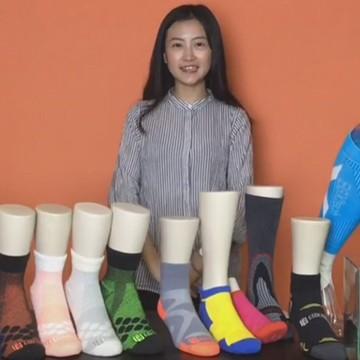 『繃帶運動襪分類解說』8字繃帶系列
