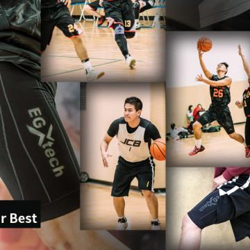 為什麼打籃球要穿壓力褲?來看看他們怎麼說