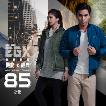 ◤Ready-to-wear , 2019' EGX x 經典 冬季新品上市◢
