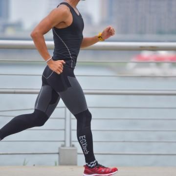 【實測】全方面防護從漸進壓縮做起 分段壓力長褲 CTS-1
