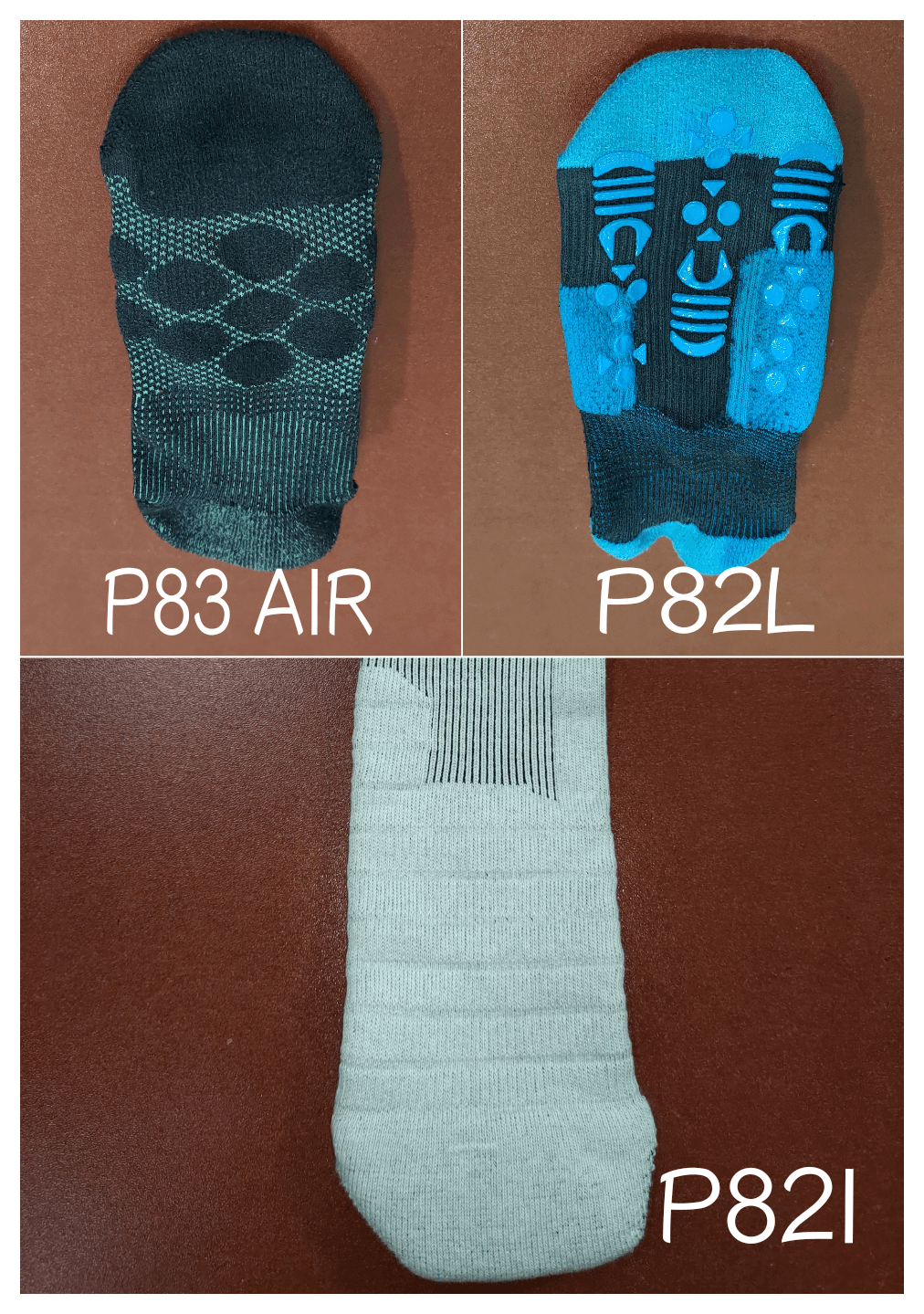 EGX衣格服飾的多款8字繃帶襪