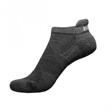 2X 強化穩定壓縮踝襪(黑)