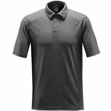SPL-1 男款運動POLO衫(鐵灰)