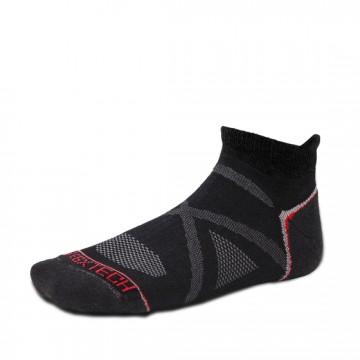 Basic 多功能運動機能踝襪(黑)