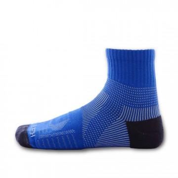 《8字繃帶》P82 中統多功8字繃帶運動襪(深海藍)