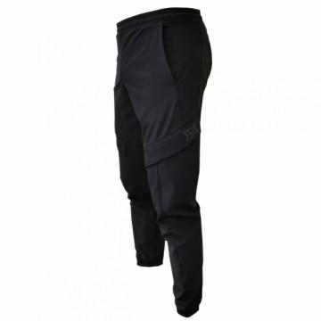 HC-1L 訓練縮口長褲(黑)