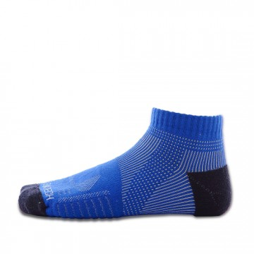 《8字繃帶》P81 短統多功8字繃帶運動襪(深海藍)