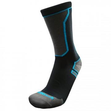 WP 破浪者防水機能襪(黑灰)