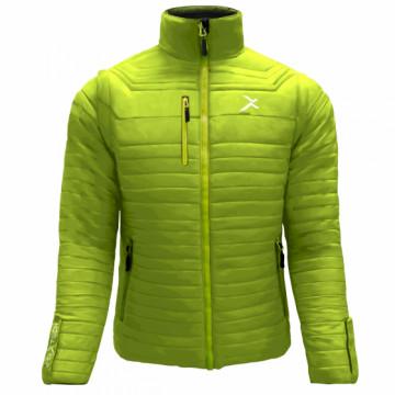 UV-2 男款變色龍2 IN 1高效保暖外套(葉綠)