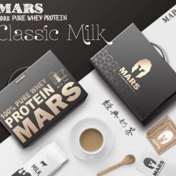 MARS 低脂乳清蛋白奶茶口味(60份)