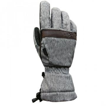 WG-SK 保暖防水手套(麻灰)