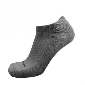 Basic機能抗菌除臭踝襪(麻花灰)