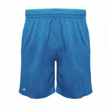 EDS-EXS 男款涼感單導排汗短褲(藍)