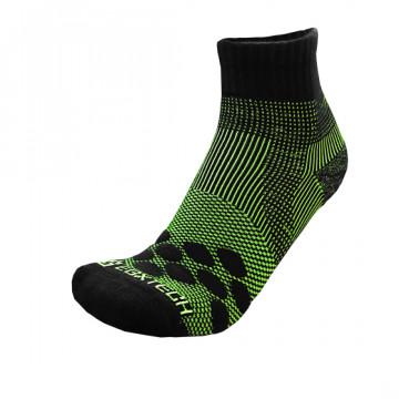 《8字繃帶》P83 中統多功8字繃帶運動襪AIR(螢光綠)-S號
