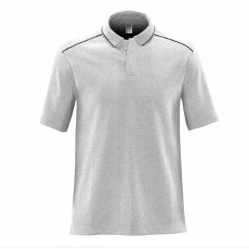 GPX-5 男款運動POLO衫(白)