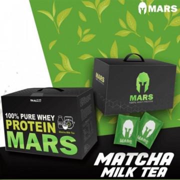 MARS 低脂乳清蛋白奶綠口味(60份)