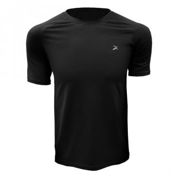 DR-1T 極速乾健身短袖(黑)