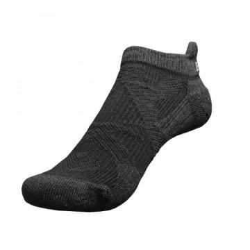 2X 強化穩定壓縮踝襪(黑)-S號