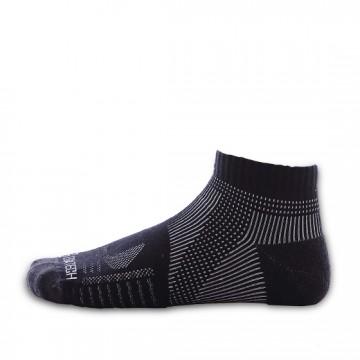 《8字繃帶》P81 短統多功8字繃帶運動襪(神秘黑)