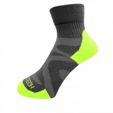 Basic 多功能運動機能薄襪(亮綠)-僅剩S號