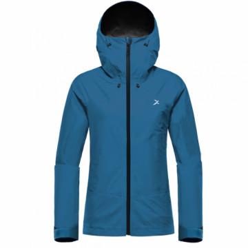 WB-1W 女款輕量戶外外套(藍綠)