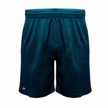 EDS-EXS 男款涼感單導排汗短褲(墨綠)