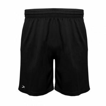 EDS-EXS 男款涼感單導排汗短褲(黑)