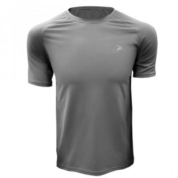 DR-1T 極速乾健身短袖(灰)